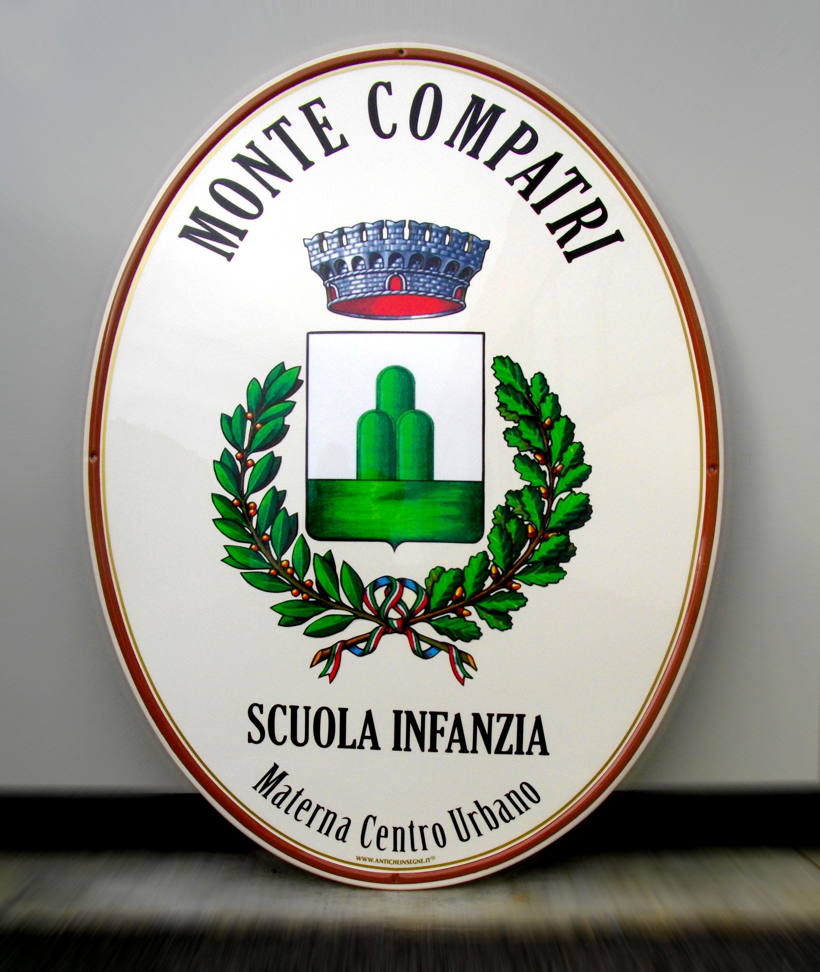 Scuola Infanzia di Montecompatri