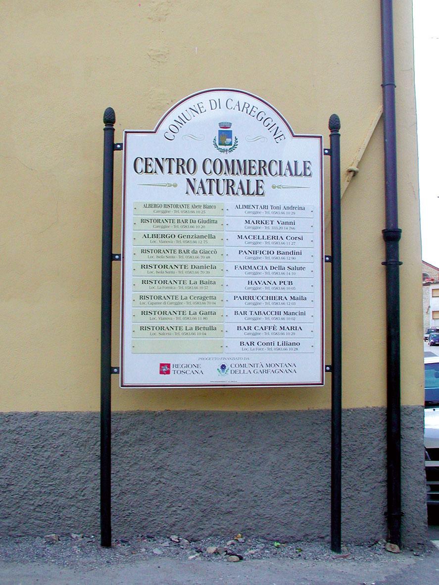 Centro Commerciale Naturale - Careggine